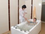 ванное отделение, Санаторий «Днестр»
