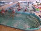 малая чаша бассейна  с подогревом воды до 30-33 °C, Санаторий «Карпаты (Мукачево) санаторий»